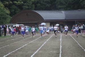 女子100m決勝
