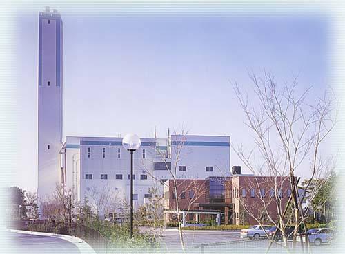 環境美化センター外観
