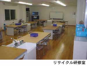 リサイクル研修室