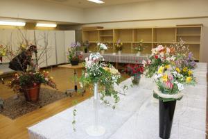 フラワーアレンジメント教室