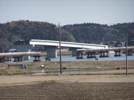 鹿行大橋崩落