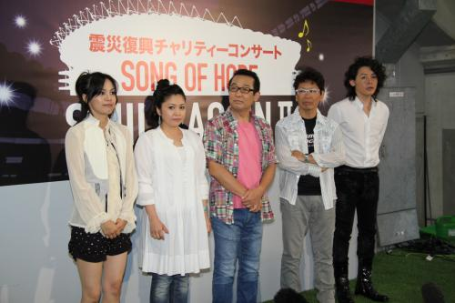 震災復興チャリティーコンサート1