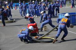 消防ポンプ操法大会3