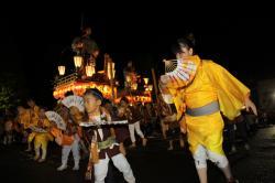 田町の手踊り