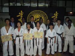 アジア空手道大会1