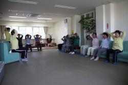 シルバーリハビリ体操1