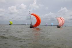 七色帆引き船特別操業