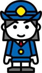 女性消防団イメージ