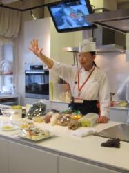 料理研究家川上文代先生