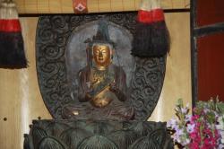 木造虚空蔵菩薩坐像