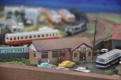 旧玉造町駅駅舎
