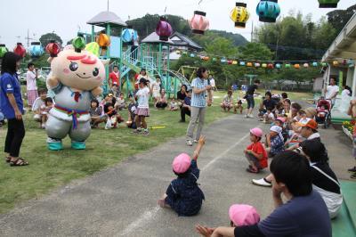 太田幼稚園夕涼み会