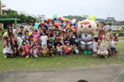 いばキラTVが取材に訪れた太田幼稚園夕涼み会