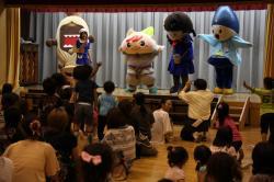 玉造幼稚園夕涼み会