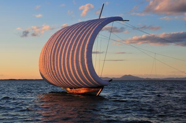 帆引き船 | 行方市公式ホームページ