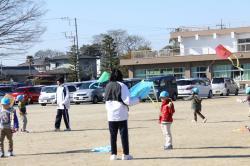 麻生幼稚園への取材3