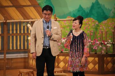 長野アナと荒木由美子さん
