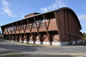 『北浦運動場 体育館』の画像