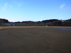 『玉造運動場 浜野球場』の画像