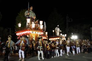『田町の踊り』の画像