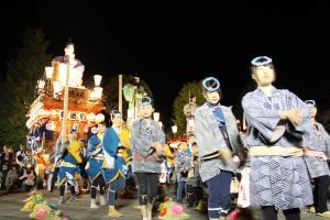 『蒲縄の踊り』の画像