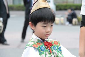『田町の稚児さま』の画像