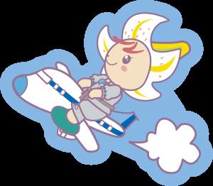 『ミコット飛行機』の画像