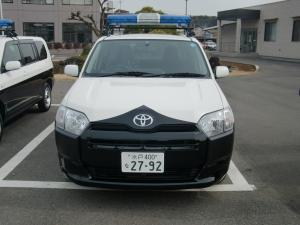 パトロール車1