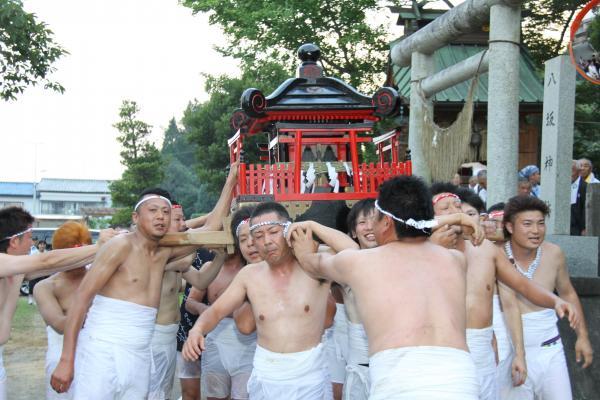 『山田祇園お神輿』の画像