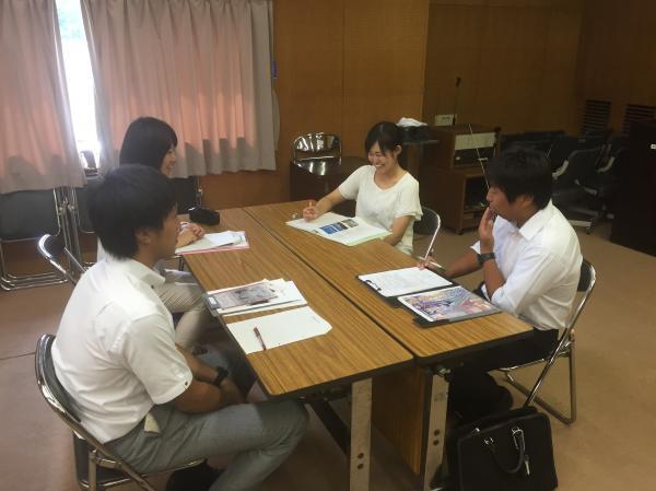 『平成27年度行方市教育委員会初任者研修会1』の画像
