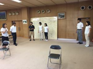 『平成27年度行方市教育委員会初任者研修会4』の画像