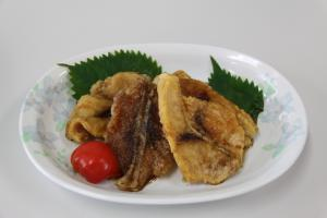 『鯉の揚げ煮』の画像