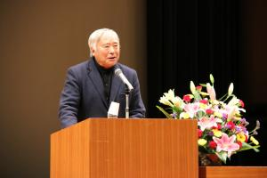 『三浦雄一郎氏の講演2』の画像
