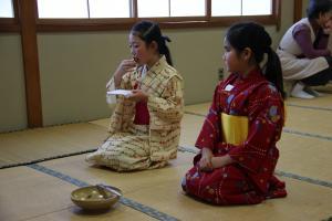『碧の会茶道教室04』の画像
