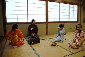 『碧の会茶道教室』の画像