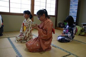 『碧の会茶道教室07』の画像