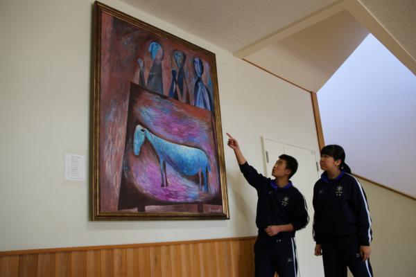 『吉崎美術館より絵画寄贈03』の画像