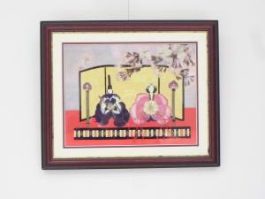 『お雛さま飾り5』の画像
