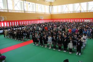 『0406北浦小入学式03』の画像