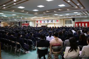 『0407麻生中入学式02』の画像