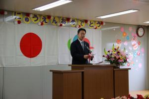 『0408北浦幼稚園入園式01』の画像