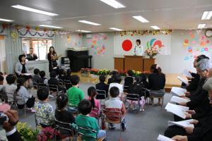 『0408北浦幼稚園入園式02』の画像