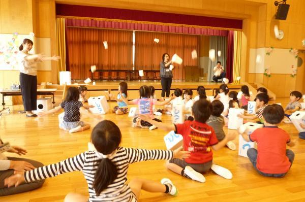 『28年幼稚園科学あそび1』の画像