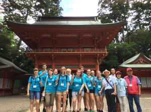 『鹿島神宮集合写真』の画像