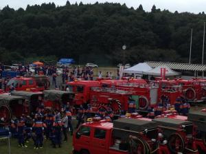 『0924消防操法大会競技風景02』の画像