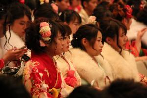 『平成29年成人式(式典の様子01)』の画像