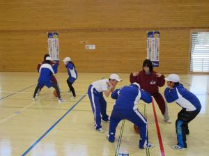 『出前授業6バスケ(北浦小)』の画像