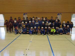 『出前授業7バスケ(北浦小)』の画像