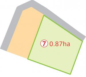 『上山鉾田工業団地区画(7)』の画像