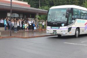 『H29バス出発』の画像